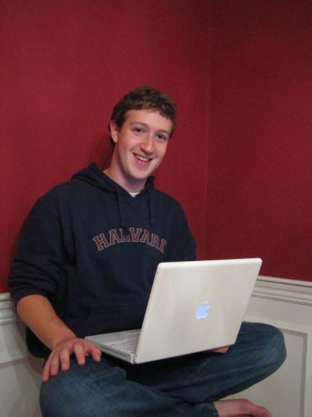 מארק צוקרברג- יזם פייסבוק