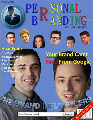 מגזין מיתוג אישי - Personal Branding